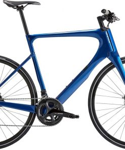 Avenue Empire Carbon Herre Shimano 105 - Shiny Dark Blue 2020