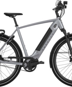 Gazelle Ultimate C380 HMB SpeedPedelec (BELT) Herre Industry Grey - 2020