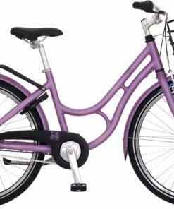 """Kildemoes Bikerz 24"""" Pige 2020 - Pink"""