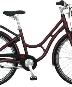 "Kildemoes Bikerz 24"" Pige 2020 - Rød"