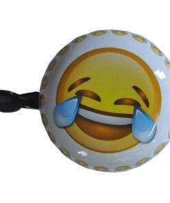 Emoticon tears - Ringeklokke - Græder af grin smiley