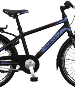 "Kildemoes Bikerz 3g 20""Dreng 2021 - Sort"