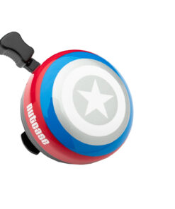 Nutcase - Ringeklokke med motiv - Captain