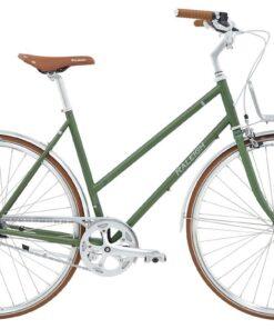 Raleigh Yate Cargo 7g Dame 2020 - Grøn