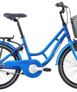 "Blue Winther 250 20"" alu Granny 3g 2021 - Blå"