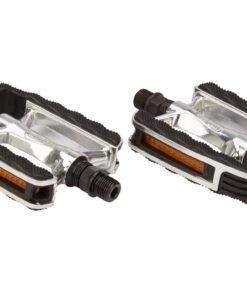 "OnGear - Pedal - Sport - 9/16"" - Aluminium sølv/sort"