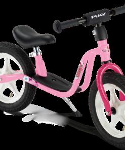 Puky LR 1 L Løbecykel - Lyserød