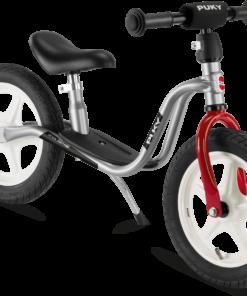 Puky LR 1 L Løbecykel - Sølv
