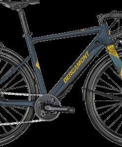 Bergamont E-Grandurance RD Expert 2022 - Blå