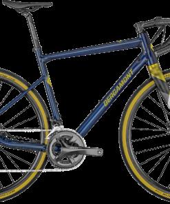 Bergamont Grandurance 4 2021 - Blå