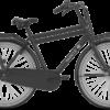 Gazelle Puur_NL Herre 7g 2020 - Sort