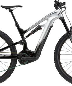 Cannondale Moterra Neo Carbon 1 2021 - Sort/Sølv